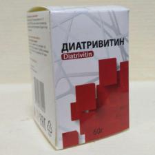 Средство от диабета Diatrivitin (Диатривитин)