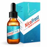 Капли от курения NicoFrost (НикоФрост)