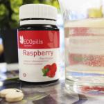 Таблетки EcoPills Raspberry для похудения (ЭкоПиллс Распберри)