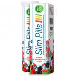 Шипучие таблетки SlimPills для похудения
