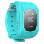 Smart Baby Watch Q50 - детские часы с GPS-трекером