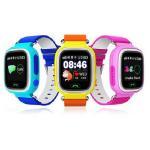 Умные детские GPS-часы Smart Baby Watch Q100