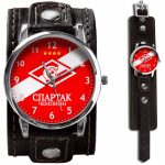 Футбольные часы Спартак
