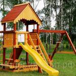 Детская площадка «Гусарская застава»