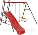 Детская игровая площадка Солнышко 5
