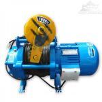Лебёдка электрическая ЛЭ-500 (РОСТ)