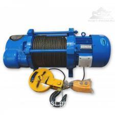 Лебёдка электрическая ЛЭ-1000 (РОСТ)