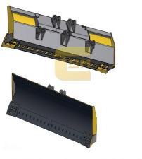 Отвал передний (с ножами) ДЗ-140А.25.12.140