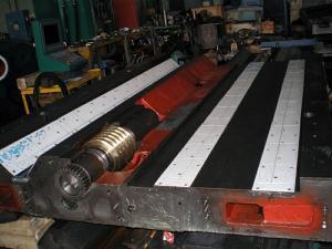 Накладные направляющие скольжения для универсальных и станков с чпу