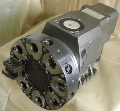 6-8 позиционная автоматическая револьверная головка на токарный станок с чпу 16А20Ф3 и аналоги