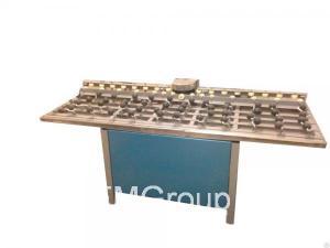 Станок обработки кромки стекла СОКС - 2006