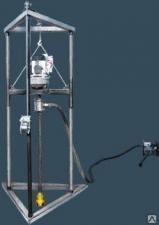 Комбинированная установка для гидро и ямобурения