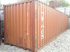 40 фут контейнер морской