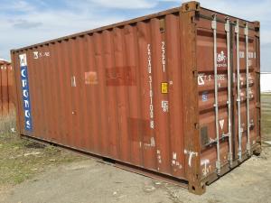20 фут контейнер морской