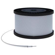 SF-047 Радиочастотный кабель 50 Ом, 20 ГГц, пропаянная оплетка, без оболочки