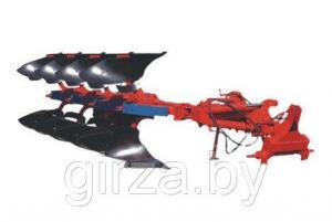 Плуг 4-х корпусный навесной ПО-4-40 оборотный с рессорной защитой
