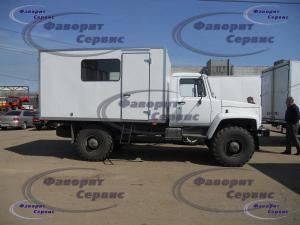 Продажа фургонов ГАЗ