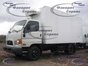 Продажа фургонов HYUNDAI