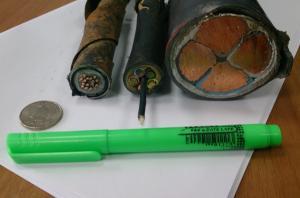 Дорого покупаем кабельный лом, с хранения, демонтированный.