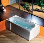 Акриловая ванна ALPEN Viva B 185