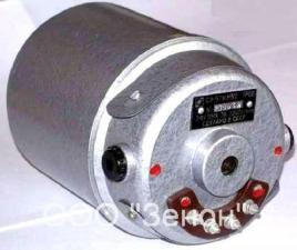 СЛ-521 М электродвигатель коллекторный постоянного тока ( СЛ-521М )