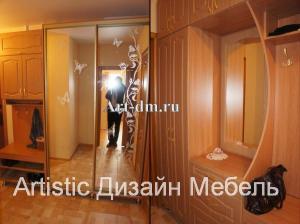 Прихожая  и Шкаф-Купе Пушкин СПб Славянка