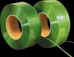Полиэстеровая лента (ПЭТ-лента) 15,5х0,6 (1800 м) усилие на разрыв 390 кг