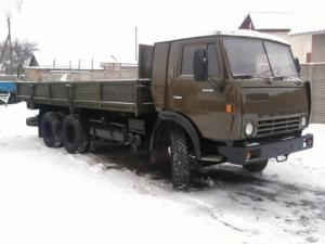 Камаз 53 53212 - 1987 г.в. Бортовой с хранения.
