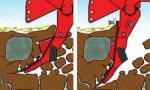Глубокорыхлитель Pinocchio 250/5 Гаспардо (Gaspardo) с механическим катком
