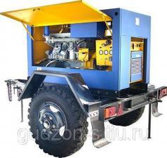 Агрегат сварочный АДД-4004 передвижной