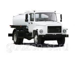 Молоковоз ГАЗ-3309