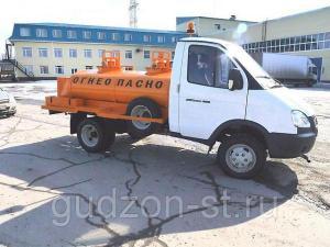 Топливозаправщик Газель / АТЗ ГАЗ-3302