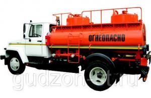 Топливозаправщик АТЗ ГАЗ-3309