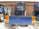 Отвал коммунальный механический КО-2А для трактора МТЗ
