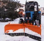 Отвал снежный СО-2 Бабочка
