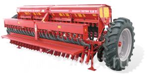 Сеялка зернотукотравяная Астра 3,6Т (СЗТ-3,6)