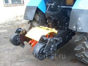 Фреза дорожная ФД-567 для ямочного ремонта