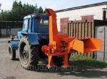 Измельчитель веток на трактор (навесной)
