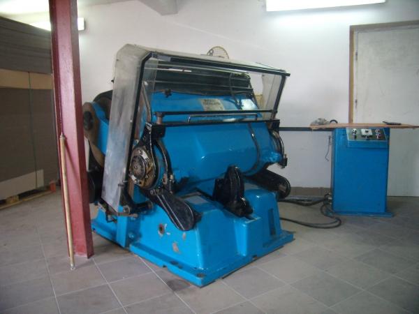Послепечатное полиграфическое оборудование листовые офсетные печатные машины