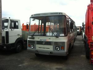 ПАЗ 32053 (КМ) Евро-4