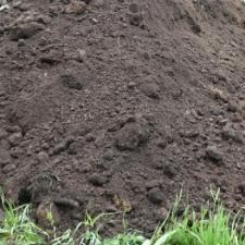 Доставка чернозема самосвалами 15 тонн