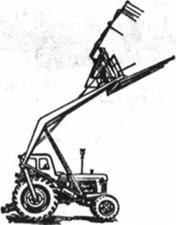 Оборудование погрузочное фронтальное