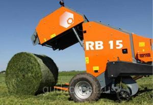 Пресс-подборщик RB15