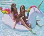Надувной ЕДИНОРОГ Rainbow Unicorn 270*140 см