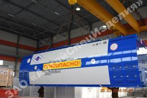 Контейнерная АЗС КАЗС-10.2ДП
