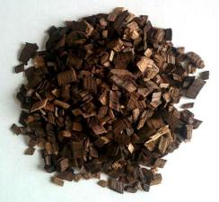Чипсы дубовые, сильный обжиг, 1 кг