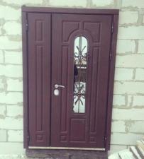 Теплые входные двери нестандартных размеров от производителя.