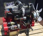 ДвигательSida 48 kWt SD4BW45 погрузчикYIGONG ZL20,FUKAI ZL926,SZM920,LAIGONG ZL20,NEO L200,Shanlin ZL20,Atlant 200L