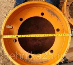 Диск колёсный 20.5/70-16 погрузчик Shanlin ZL20,Yigong ZL20,Laigong ZL20,Fukai ZL926,Neo S200,Atlant 200L