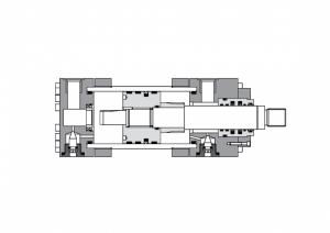 Гидроцилиндр ATOS CH (увеличенный размер)